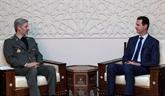 Le ministre iranien de la Défense à Damas pour parler coopération