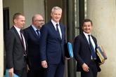Report d'une baisse de cotisations patronales pour économiser 2 mds EUR