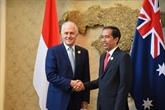 L'accord de libre-échange Australie - Indonésie sera bientôt signé