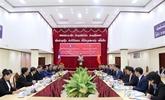 Vietnam - Laos: coopération efficace entre les systèmes de Cours