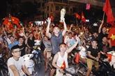 Le Vietnam vient à bout de la Syrie et file en demi-finales