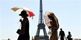 Toujours plus de touristes, même si l'essor des visiteurs asiatiques marque le pas