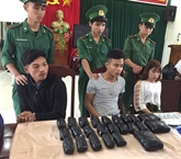 Quang Tri: arrestation d'un passeur de drogue