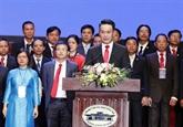Ouverture du VIe Congrès national de l'Association des jeunes entrepreneurs du Vietnam