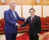 Approfondir les relations Vietnam - Dominique