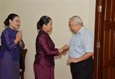 Vietnam - Cambodge: les Associations d'amitié boostent leur coopération