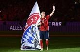 Adieux émouvants de Schweinsteiger au Bayern Munich