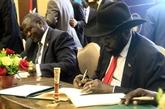 Soudan du Sud: Riek Machar signera l'accord de paix jeudi 30 août