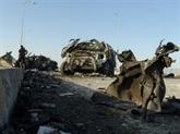 Irak: au moins 11 morts dans un attentat suicide à la voiture piégée
