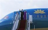 Le président vietnamien Trân Dai Quang termine ses visites d'État en Éthiopie et en Égypte