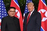 Donald Trump a répondu à la lettre de Kim Jong Un