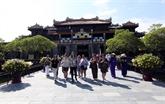 Thua Thiên-Huê a accueilli 1,15 million de touristes étrangers en sept mois
