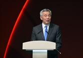 Le premier ministre de Singapour espère voir le RCEP conclu d'ici la fin de l'année