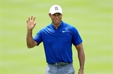 Golf: Tiger Woods rend une carte de 66 à Bridgestone