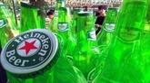 En Chine, Heineken rentre pour 2,7 milliards d'euros au capital du principal brasseur local