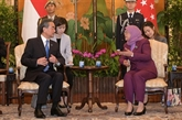 La Chine et Singapour s'engagent à renforcer leur coopération