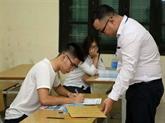 Scandale du baccalauréat à Hoà Binh: ouverture d'une procédure pénale