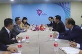 Le Vietnam œuvre pour promouvoir les liens avec ses partenaires