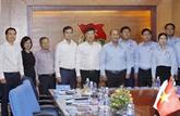 Renforcement des activités de jeunes volontaires Vietnam - Cambodge