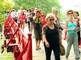 Arrivées de touristes étrangers au Vietnam en huit premiers mois de 2018