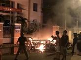 Binh Thuân: 17 personnes supplémentaires poursuivies pour trouble à l'ordre public