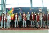 ASIAD 2018: l'ambassadeur du Vietnam félicite les sportifs nationaux