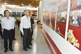 Exposition de photos sur les relations d'amitié Vietnam - Laos à Dak Lak