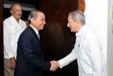 Une délégation de Dà Nang en visite de travail à Cuba