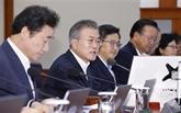 République de Corée: le président nomme cinq nouveaux ministres