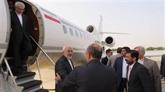 Le ministre iranien des Affaires étrangères arrive au Pakistan pour une visite officielle de deux jours