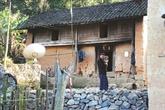 Originalité des maisons en torchis des H'mông