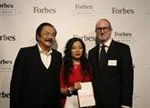 Une femme d'affaires vietnamienne publie un ouvrage chez ForbesBooks