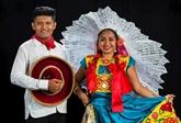 Mexique: À Oaxaca, la danse pour oublier les séismes