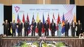 Le Vietnam co-préside la réunion ministérielle ASEAN - Inde à Singapour