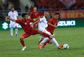 Football: le Vietnam bat la Palestine 2-1 au Championnat international U23