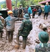 Des glissements de terrain font 6 morts et 4 disparus à Lai Châu