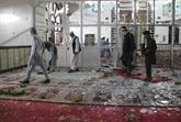 Afghanistan: le bilan de l'attaque d'une mosquée chiite s'alourdit à 35 morts