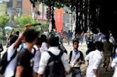 Bangladesh: 115 étudiants blessés dans une manifestation