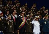 Venezuela: vive condamnation de l'attentat ciblant le président Maduro