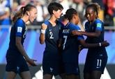 Mondial dames U20: la France démarre bien, les Nord-Coréennes chutent