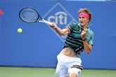 Tennis: Zverev conserve son titre à Washington