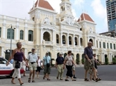 Hô Chi Minh-Ville accueille 4,45 millions de touristes étrangers en sept mois