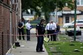 Au moins 11 morts dans une vague de violence à Chicago