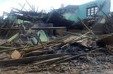 Séisme en Indonésie: au moins 98 morts, plus de 2.000 touristes évacués