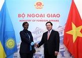 Intensifier la coopération Vietnam - Rwanda