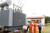 Lélectricité venue du Vietnam aide à améliorer les conditions de vie des Laotiens