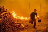 La Californie ravagée par des feux gigantesques