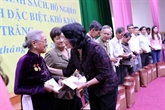 La vice-présidente vietnamienne Dang Thi Ngoc Thinh en visite de travail à Soc Trang