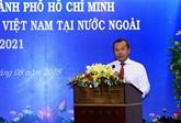 Soutien du développement des communautés vietnamiennes à létranger