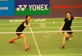 Badminton: le Tournoi international Yonex-Sunrise Vietnam Open 2018